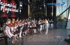 Cântecul popular a prins viață pe scena Zilelor Municipiului Dorohoi 2018 - FOTO
