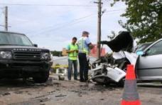 Doi adolescenţi au ajuns pe patul de spital în urma unui accident de circulaţie