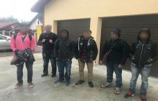 Cetăţeni din Bangladesh depistaţi de poliţiştii de frontieră botoşăneni
