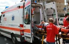 Accident de muncă! Angajatul unei societăți din Botoșani a ajuns la Urgențe!