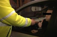 Încă un şofer băut, depistat de poliţiştii din Darabani