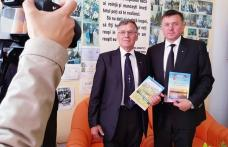 Dublă lansare de carte la IBĂNEȘTI - Cultura este drumul spre civilizație! - FOTO