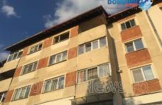 Bărbat decedat de aproximativ două săptămâni găsit într-un apartament din Dorohoi - FOTO