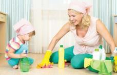 Prea multă curățenie dăunează copiilor