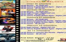 """Vezi ce filme vor rula la Cinema """"MELODIA"""" Dorohoi, în săptămâna 05 - 11 octombrie – FOTO"""