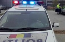 Dosar penal pentru un tânăr de 18 ani cu permisul suspendat prins în timp ce făcea raliu în buricul târgului
