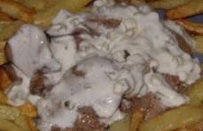 Ficăței cu iaurt și castraveți murați