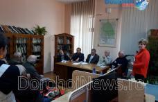 """Lansare de carte la Biblioteca Municipală Dorohoi: """"Planare verticală"""" de Gheorghe Șerban - FOTO"""