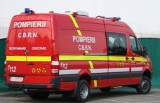 Panică la școala din Smârdan! Pompieri din Dorohoi, Botoșani și Suceava au intervenit pentru înlăturarea unor substanțe periculoase