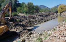 Noi amenajări hidrotehnice în zona afectată de inundații Coșula - Copălău - Cristești
