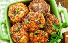 Chifteluțe din carne cu legume