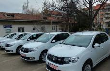 Parcul auto al IPJ Botoșani se reînnoiește cu 13 autospeciale noi
