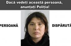 Botoșăneancă disparută de la domiciliu cautată de polițiști