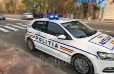 Accident pe Bulevardul Victoriei din Dorohoi: Femeie ajunsă la spital după impactul a două autoturisme - FOTO