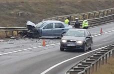 Doi botoșăneni răniți într-un accident produs pe drumul E58 Suceava – Gura Humorului