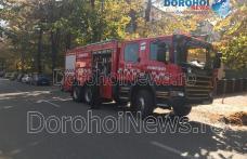 Bărbat din Dorohoi rămas captiv într-un balcon. Pompierii au intervenit pentru eliberarea acestuia