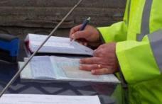 Cercetat penal pentru că s-a crezut șmecher la volan... Un şofer beat a refuzat să oprească la semnalele poliţiştilor
