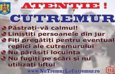 Cutremur puternic în România! L-ai simțit?