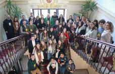 "Delegație Erasmus+ din șase țări găzduită de Seminarul Teologic Liceal Ortodox ""Sf. Ioan Iacob"" Dorohoi - FOTO"