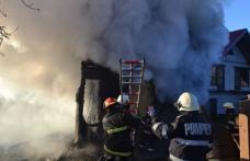SFÂRȘIT TRAGIC! O femeie din județul Botoșani a murit arsă de vie în propria locuință