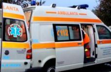 Bărbat transportat inconştient la Spitalul Municipal Dorohoi, după ce schela pe care lucra s-a desfăcut
