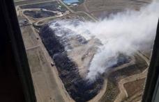 SVSU Dorohoi: Arderea frunzelor și a vegetației uscate - un pericol pentru cei din jur!