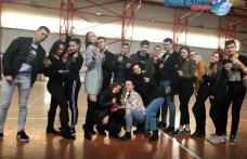 """Emoții și perseverență în pregătirea Balului Bobocilor 2018 la Colegiul Național """"Grigore Ghica"""" Dorohoi - FOTO"""