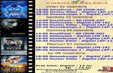 """Vezi ce filme vor rula la Cinema """"MELODIA"""" Dorohoi, în săptămâna 2 – 8 noiembrie – FOTO"""