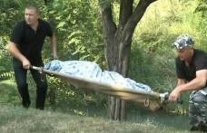 Moarte învăluită în mister. Cadavrul unui bărbat a fost găsit în râul Jijia