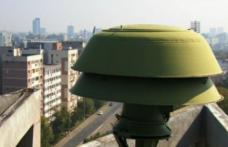 Miercurea sirenelor: Nou exercițiu de alarmare publică în Dorohoi