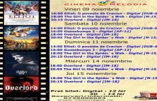 """Vezi ce filme vor rula la Cinema """"MELODIA"""" Dorohoi, în săptămâna 9 – 15 noiembrie – FOTO"""