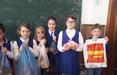 """Săptămâna fructelor și legumelor donate la Școala Gimnazială """"Mihail Kogălniceanu"""" Dorohoi - FOTO"""