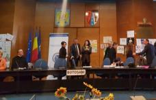 """Colegiul Național """"Grigore Ghica"""" Dorohoi: Elevi și profesori premiați la Consiliul Județean Botoșani"""
