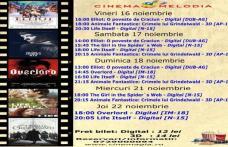 """Vezi ce filme vor rula la Cinema """"MELODIA"""" Dorohoi, în săptămâna 16 – 22 noiembrie – FOTO"""