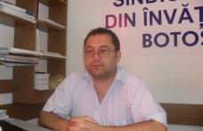"""Liviu Axinte: """"Schimbările directorilor de şcoli din Dorohoi nu reprezintă o problemă a sindicatelor"""""""