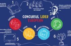 "Colegiul Național ""Grigore Ghica"" Dorohoi participă la Concursul Lider European"