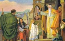 Intrarea Maicii Domnului în Biserică. Tradiţii pentru spor şi sănătate