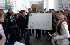 """Activități în cadrul Săptămânii Educației Globale la Școala Gimnazială """"Gheorghe Coman"""" din Brăești - FOTO"""