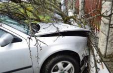 ACCIDENT! Un şofer băut a intrat cu maşina în gardul unei case