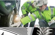 Recomandări de la poliție: Echipaţi-vă corespunzător autoturismul pe timpul iernii!