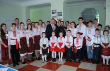 Credința care ne unește, actvitate transfrontalieră între Liceul Teoretic Lipcani și Școala Gimnazială nr. 1 Rădăuți-Prut - FOTO
