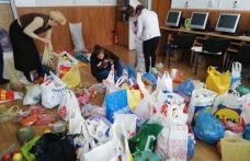 """""""Săptămâna fructelor şi a legumelor donate"""" – activitate de voluntariat desfăşurată de elevii Şcolii Gimnaziale """"Dimitrie Pompeiu"""" Broscăuţi - FOTO"""