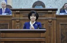 """Doina Federovici: """"Am votat pentru creșterea pensiilor românilor"""""""
