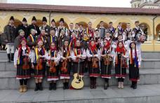 """PREMIUL I pentru Ansamblul """"MUGURELUL – MĂRGINEANCA"""" la Alba Iulia - FOTO"""