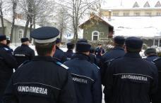 Jandarmi din Botoșani recompensaţi cu prilejul Zilei Naţionale a României - FOTO