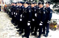Jandarmii alături de dorohoieni la Centenarul Marii Uniri
