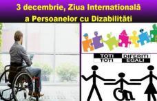 POT CE POȚI ȘI TU, ANGAJEAZĂ-MĂ! Ziua de 3 decembrie este ziua internațională a persoanelor cu dizabilități