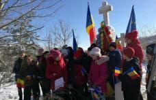 Ziua Naţională a României sărbătorită cu mare fast și în comuna Şendriceni - FOTO