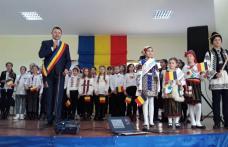 Marea Unire sărbătorită la Broscăuți - FOTO