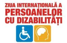 Spectacol artistic la Dorohoi oferit de copiii instituționalizați cu ocazia Zilei Internaționale a persoanelor cu dizabilități